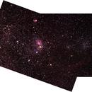 M38 widefield,                                Dan Kordella