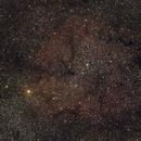 IC1396 au Nikon 180 f2,8 AIS,                                benjamindenantes