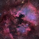 NGC 7000 - Ha(HaRGB),                                Oliver Czernetz