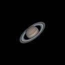 Saturn w/ Celestron 8SE,                                Jeffrey Horne