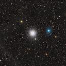 M15 - Globular Cluster in Pegasus - LRGB,                                Daniel.P