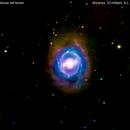 m95 galassia nel leone                                                                         distanza 32 milioni  A.L.,                                Carlo Colombo