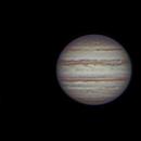 Jupiter,                                Frédéric Mahé