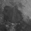 Moon, Mare Imbrium e Mare Serenitatis 16 Marzo 2019,                                Ennio Rainaldi