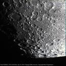 9-Day Old Moon - featuring Moretus, Clavius, Maginus and Tyco,                                Michael Feigenbaum