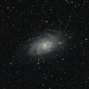 M33, Triangulum Galaxy,                                UN73