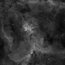 Melotte 15 - IC1805 - Heart Nebula,                                Salvatore Cozza