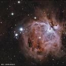 M42 - Orion Nebula,                                Murat SANA