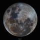 Full moon in colors,                                Jonathan Durand