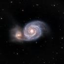 M51 with c11,                                Blackstar60