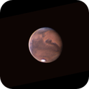 Mars from  21th of September,                                Riedl Rudolf