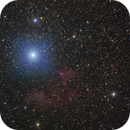 ICs 59&63 (Ghost of Cassiopeia) 24-25Nov2016,                                Geof Lewis