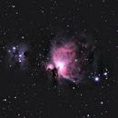 M42 - The Orion Nebula,                                Dom Schepis