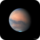 Mars reaches 80% of its maximum size for the 2020 apparition,                                Niall MacNeill
