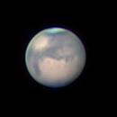 Mars 7.8.2018 IR-RGB,                                Marco Wischumerski