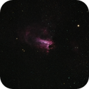 Omega Nebula,                                David Quattlebaum