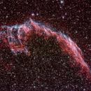 Ngc 6992 parte delle nebulosa del Velo,                                Stefano Pesci