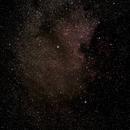 NGC 7000 North America Nebula,                                Dariusz Firek