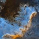 Cygnus Wall in SHO,                                Denis Salnikov