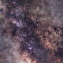 Milky Way Core,                                Chris1985