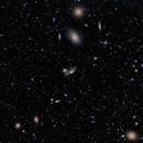 M 84, M 86, M 87 ,  Virgo cluster galaxies,                                Duarte Silva