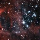 NGC 2244,                                John Leader