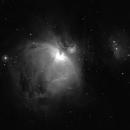 M42 Great Orion Nebula in Ha,                                Graham Roberts