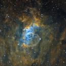 NGC7635 - La nébuleuse de la bulle,                                ZlochTeamAstro