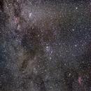 Constellation Perseus -  Widefield,                                Siegfried