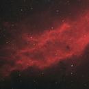 The California Nebula, NGC 1499,                                Madratter