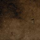 B86 The Ink Spot Nebula,                                Jacob Bers