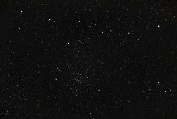 Messier 35 - Untracked,                                João Pedro Gesser
