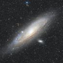 Andromeda,                                Gabriel Siegl
