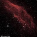 Ngc1499 California nebula,                                Frigeri Massimiliano