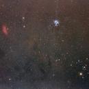 "Hyades, Pleiades and California Nebulae (and a unique ""object""),                                Gabriel R. Santos..."