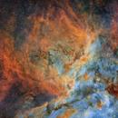 Magic sky (Starnet++),                                Diego Colonnello