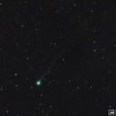 Comet NEOWISE says goodbye,                                José J. Chambó