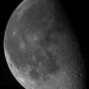 La Lune du 08 août 2012 au foyer du C8,                                Philastro