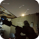 Shooting M16 from an urban observatory,                                Roland Christen