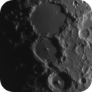 3 crateres: Alphonse, Arzachel, Ptoleme,                                xavier