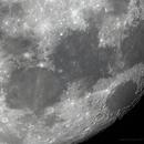 La lune au 10/06/2017,                                Maxime Delin