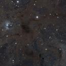 Molecular Clouds and Reflection nebula in Aries,                                Jon Talbot