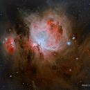 M42 in Bortle 9,                                minhlead