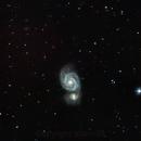 Whirlpool Galaxy,                                allanv28