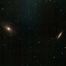 M81 - Bode's Galaxy / M82 - Cigar Galaxy,                                Anthony Rubiano