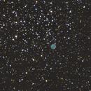 M46 with Planetary nebula NGC 2438,                                Jürgen Ehnes