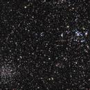 Cúmulos estelares en Puppis,                                astropleiades