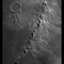 Archimedes, Montes Apenninus and Eratosthenes,                                Matteo Zardo
