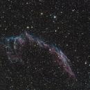 Eastern Veil Nebula,                                ollee