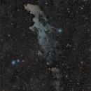IC2118 The Witch Head Nebula (Mosaic two photos),                                Lluis Romero Ventura